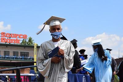 Rise UP Academy High School Graduation