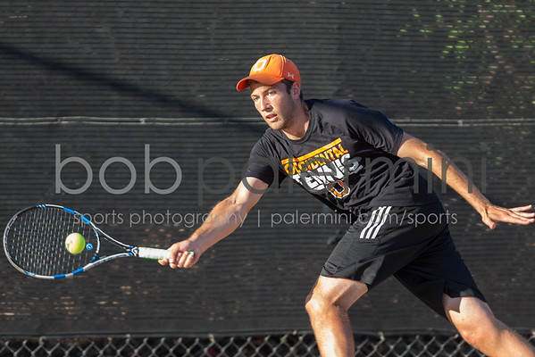 Oxy Men's Tennis vs St. Lawrence 3-24-16