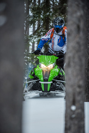 AmSnow 2017 Snow Shoot MTN. Sleds
