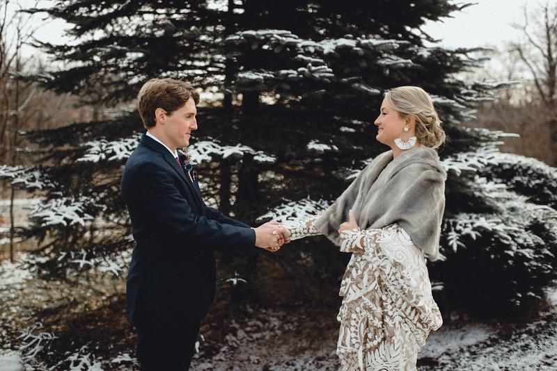 Requiem Images - Luxury Boho Winter Mountain Intimate Wedding - Seven Springs - Laurel Highlands - Blake Holly -517.jpg