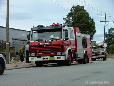 MP53 - Scania | Medium Pumper
