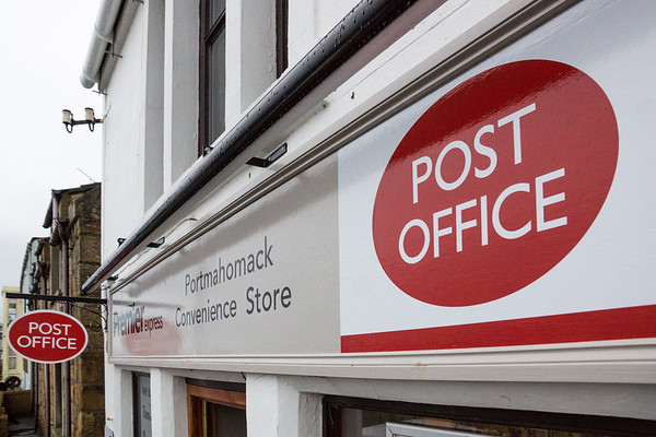 Portmahomack Post Office