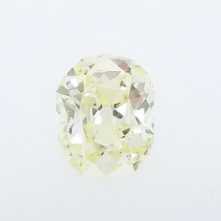1.01ct Antique Cushion Cut Diamond - N/O, VS (est.)