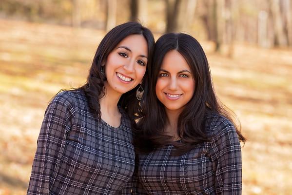 Juliana and Vanessa