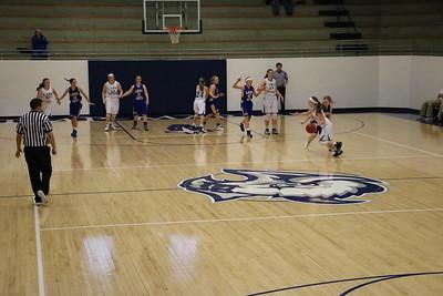 Lady Monarchs vs. Norton Basketball C Team 2017