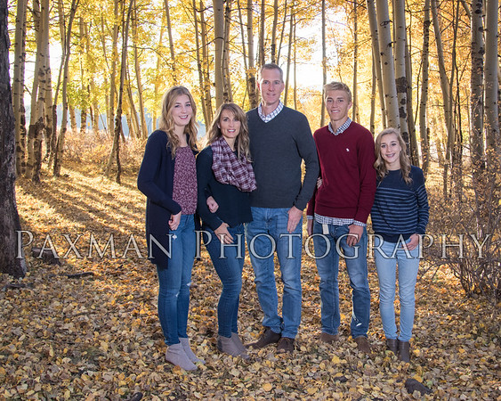 Berges Family Fall 2017