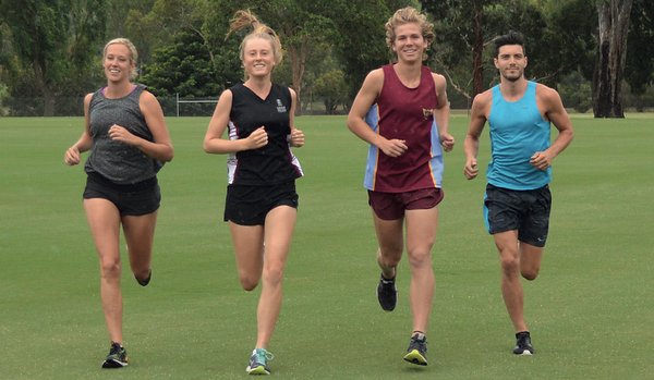 """Marcellin_Siena_Students_Picutred_Running"""