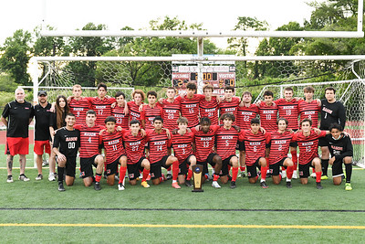 2021.06.18 Boys Soccer: Independence @ George Mason, Region 3B Final