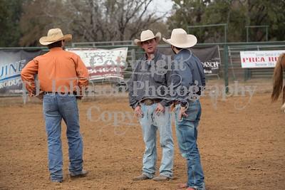2013  Taos Muncy and Cody Taton Bronc Riding School