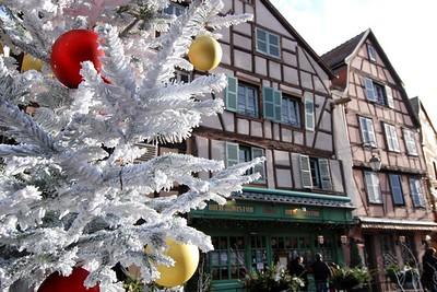 Alsace France Dec 07