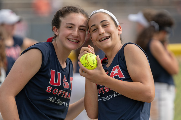 USA NE Softball All American Team