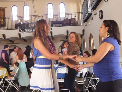 Gaby's 2013 Grad Reception
