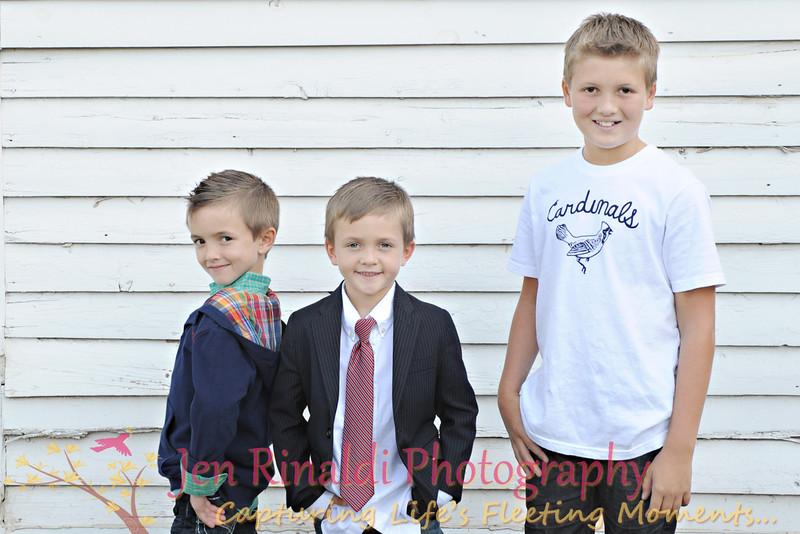 Ramos Family {10/10/12}