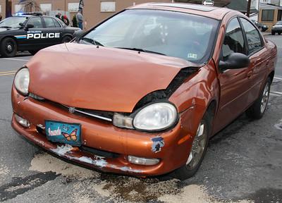 Two Vehicle Accident, New Philadelphia (12-28-2011)
