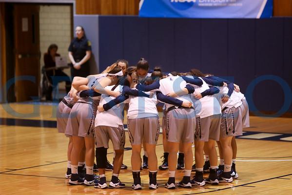 Women's Basketball vs. New Paltz (Photos by Ben Gajewski)