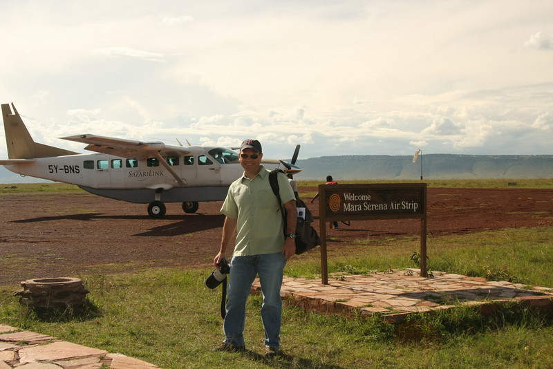 After a magical time in the Masai Mara, we head back to Nairobi for our long journey home.