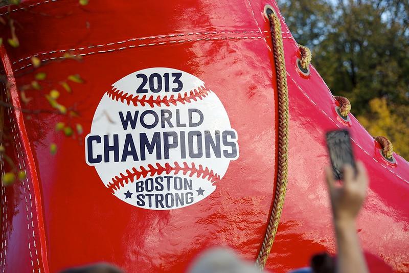 2013 World Series Champion: Boston Red Sox