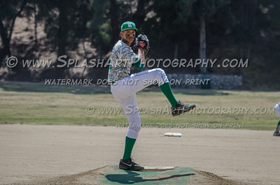 2015 Baseball Eagle Rock vs Lincoln 20Apr2015