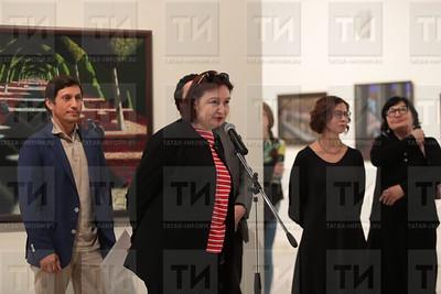 13.09.2019 Выставка Александра Акилова К солнцу (Рамиль Гали)