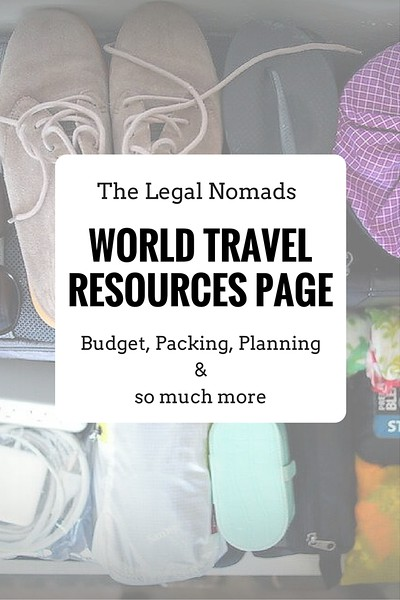 travel planning and budget breakdowns