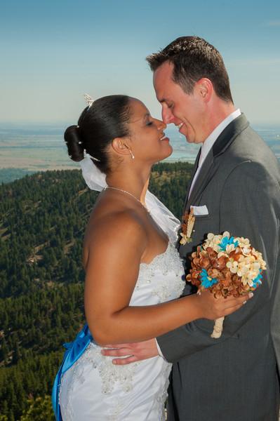 Scott & Tiffany's Boulder Wedding