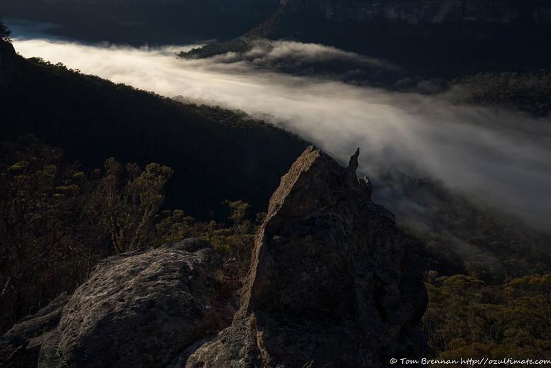 River of cloud