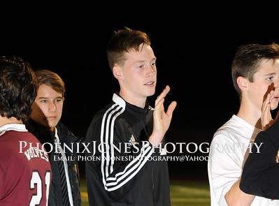 1-27-2015 - Brophy vs Desert Mountain - Boys Soccer
