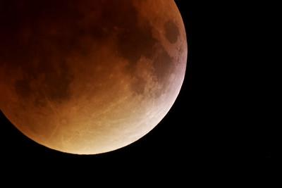 Zatmění Měsíce 28. 9. 2015