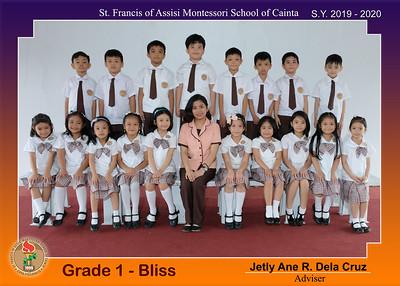 Class Photos 2019-2020