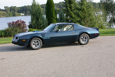 Sold-1974 SD-455 4 spd Super Duty Trans Am for sale