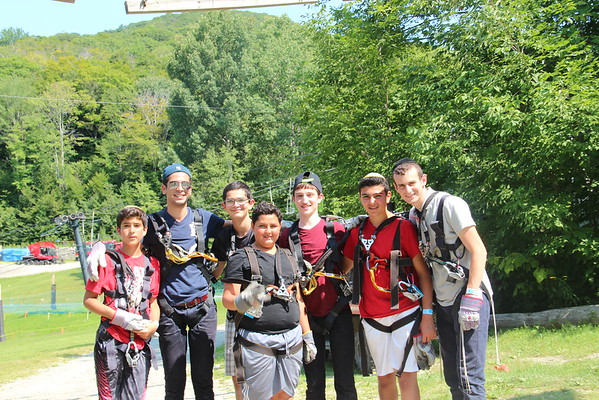 Seniors Division Trip