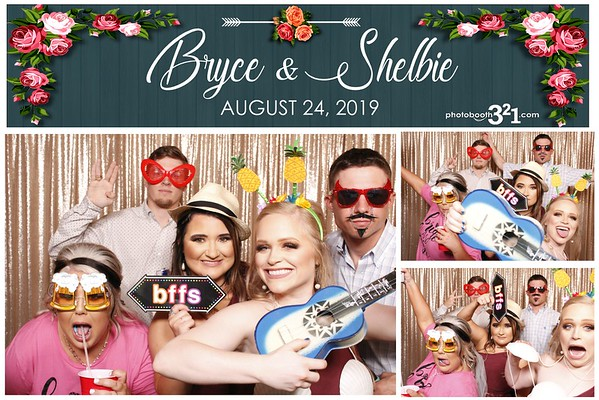 Bryce and Shelbie Wedding 2019