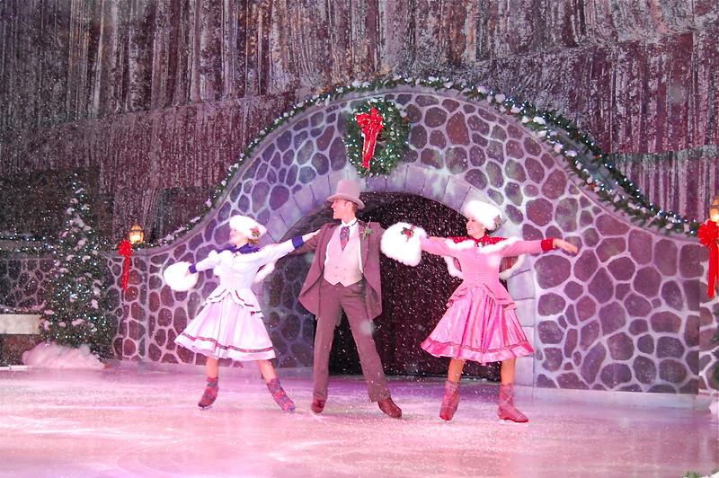 Christmas Spirit at the Parks - Busch Gardens