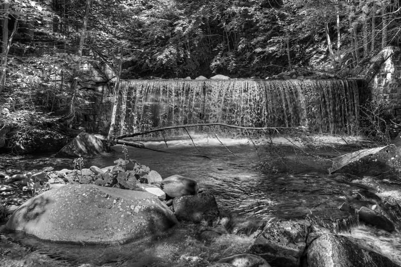 Little Waterfall - Torrente Dolo, Villa Minozzo, Reggio Emilia, Italy - June 2, 2015