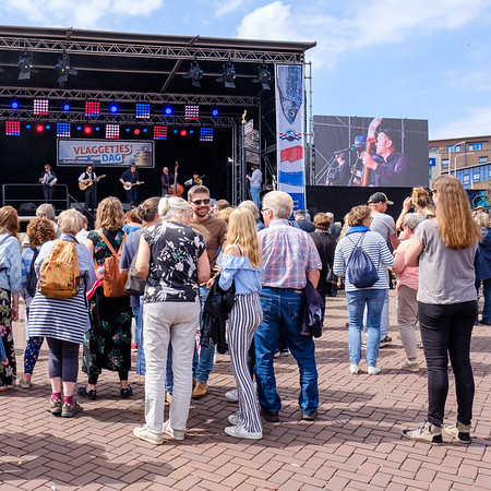 Event - Vlaggetjesdag 2019