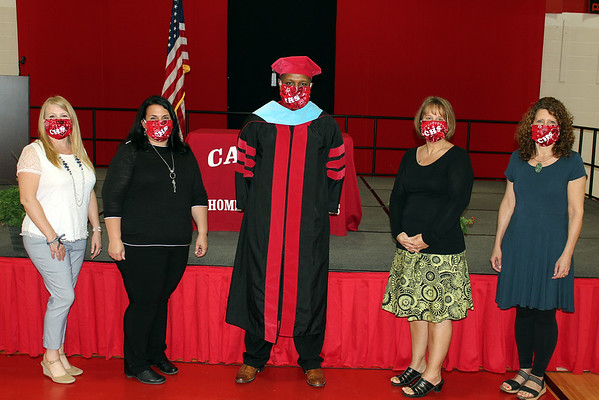 '20 Cardinal High School Commencement