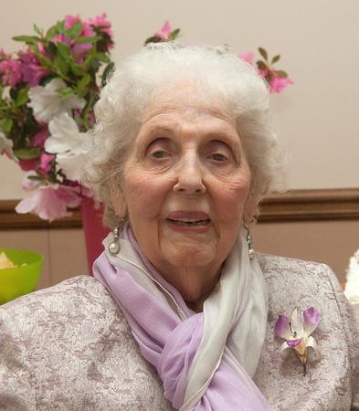 Pauline Ernst 96th Birthday