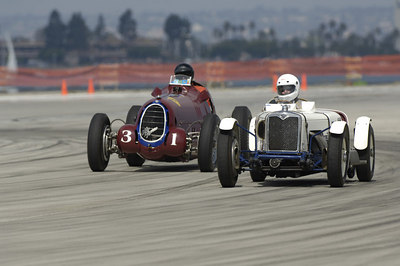 2006 Coronado Speed Festival Group 1 Pre-1941 (& Similar Performance) Sports & Racing Cars