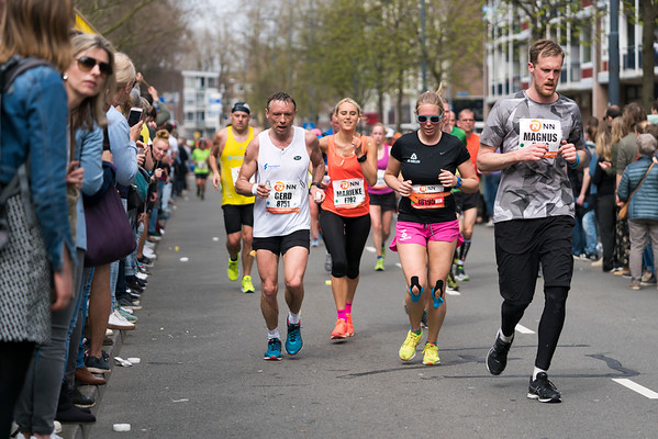 Rotterdam Marathon 2018
