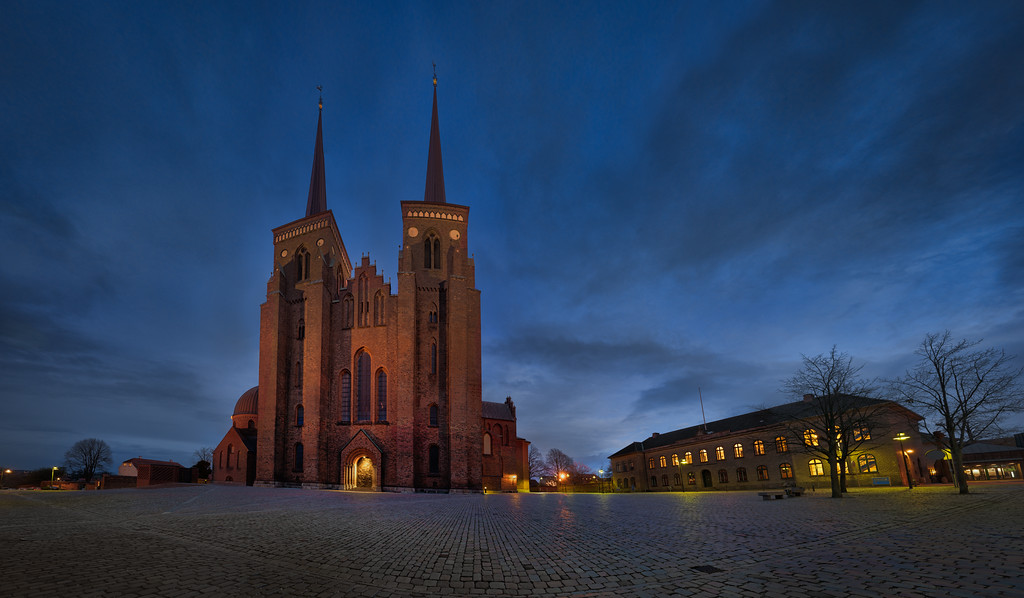 Roskilde Cathedral Square
