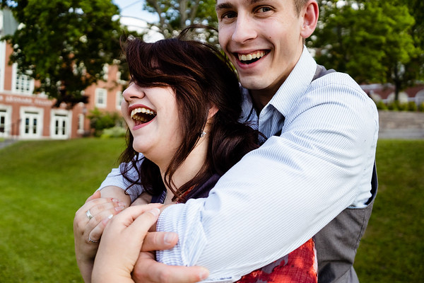 Eliza + Andrew