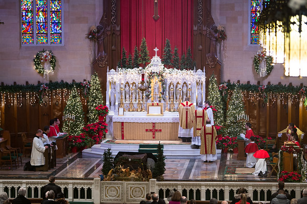 2017-01-08 Epiphany Solemn High Mass