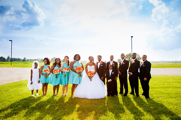 Gainer - Wedding Party