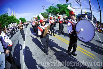 Kentucky Derby Festival Pegasus Parade 2010-14