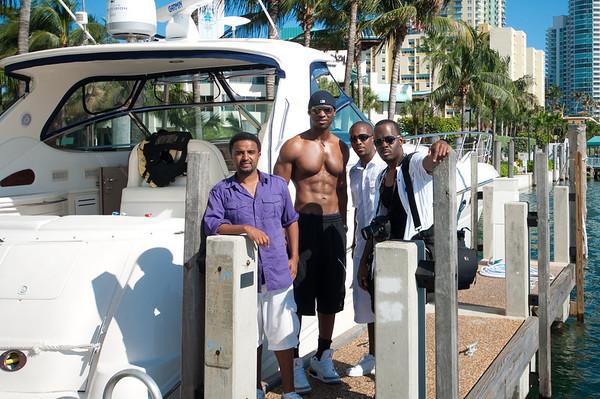 Black Entourage: The Miami Takeover 2011