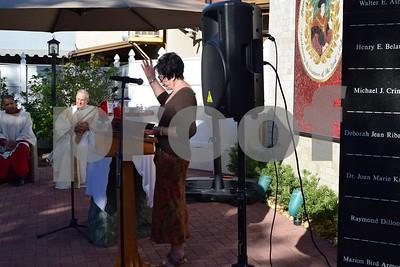2017-02-11 St. Peregrine mass