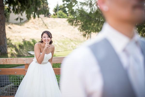Cari and JR's Wedding