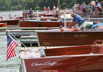 Hammondsport Antique Boat Show 2015