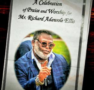 Homegoing Services - Richard Adawole Ellis