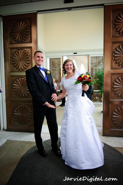 Snell Wedding (Chronological)